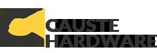 Causte Hardware Logo